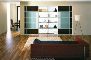 4 door slide cupboard
