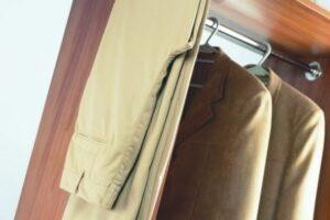 wardrobe standard hanger rods