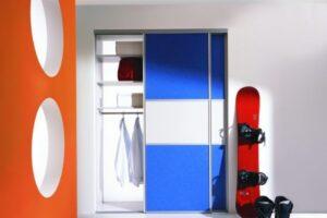 open kids wardrobe