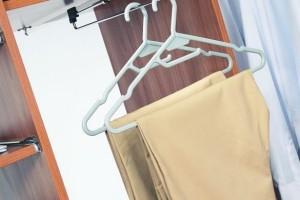 wardrobe hanger accessory