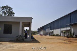 Luxus factory gate