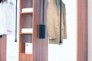 wardrobe fitting for best storage