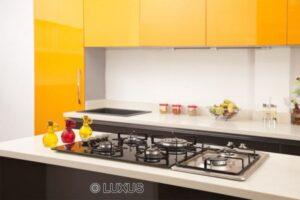 modular kitchen hob