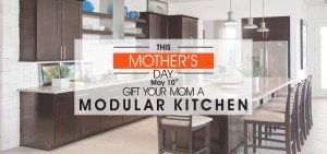 Gift Your Mom a Kitchen