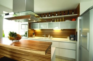 luxus kitchen