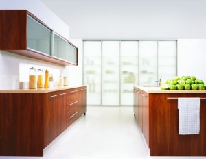 Straight Kitchen