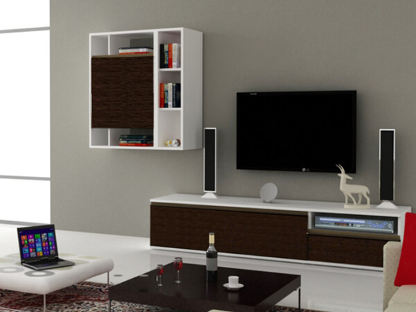 Modern TV Units For Living Design Ideas