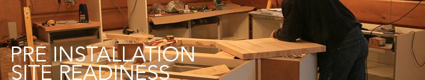Kitchen Pre-Installation-Site-Readiness