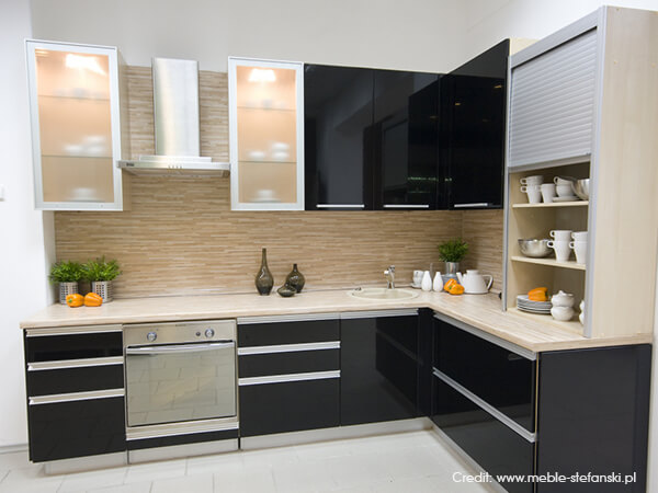 Designing a small modular kitchen design ideas luxus india - Kitchen layout for small space decoration ...