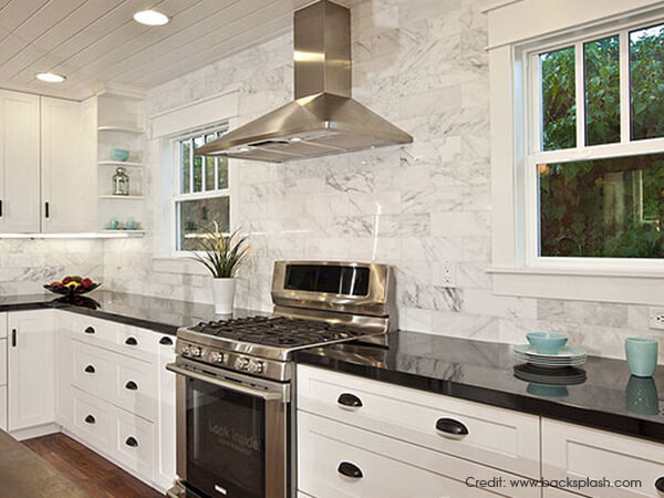 Marble-Backsplash-Kitchen