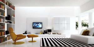Use-stripes-to-elongate-your-space