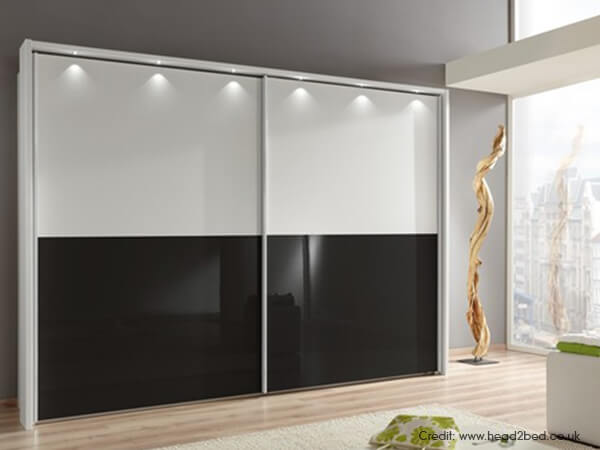 Bedroom Sliding Wardrobe [Design Ideas] Luxus India Extraordinary Bedroom Wardrobe Designs