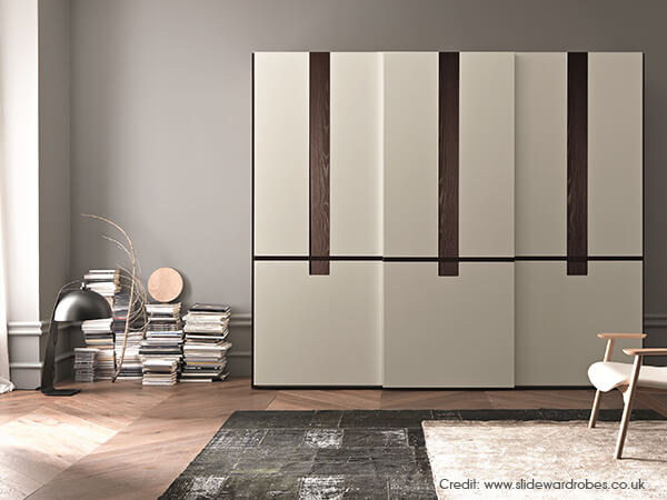 What Are The Various Kinds Of Wardrobe Designs Available
