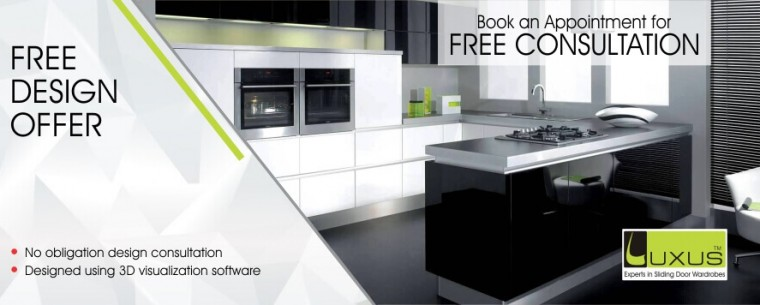 Free Kitchen Design free kitchen design offer* | luxus india