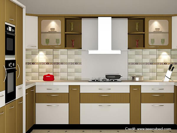 Choosing the right kitchen colour design ideas luxus india for Colour choice for kitchen