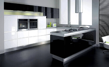 Free kitchen design offers luxus india for Aluminium kitchen cabinets hyderabad