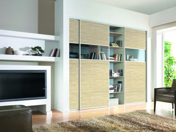 Floor-to-Ceiling-Bookcases
