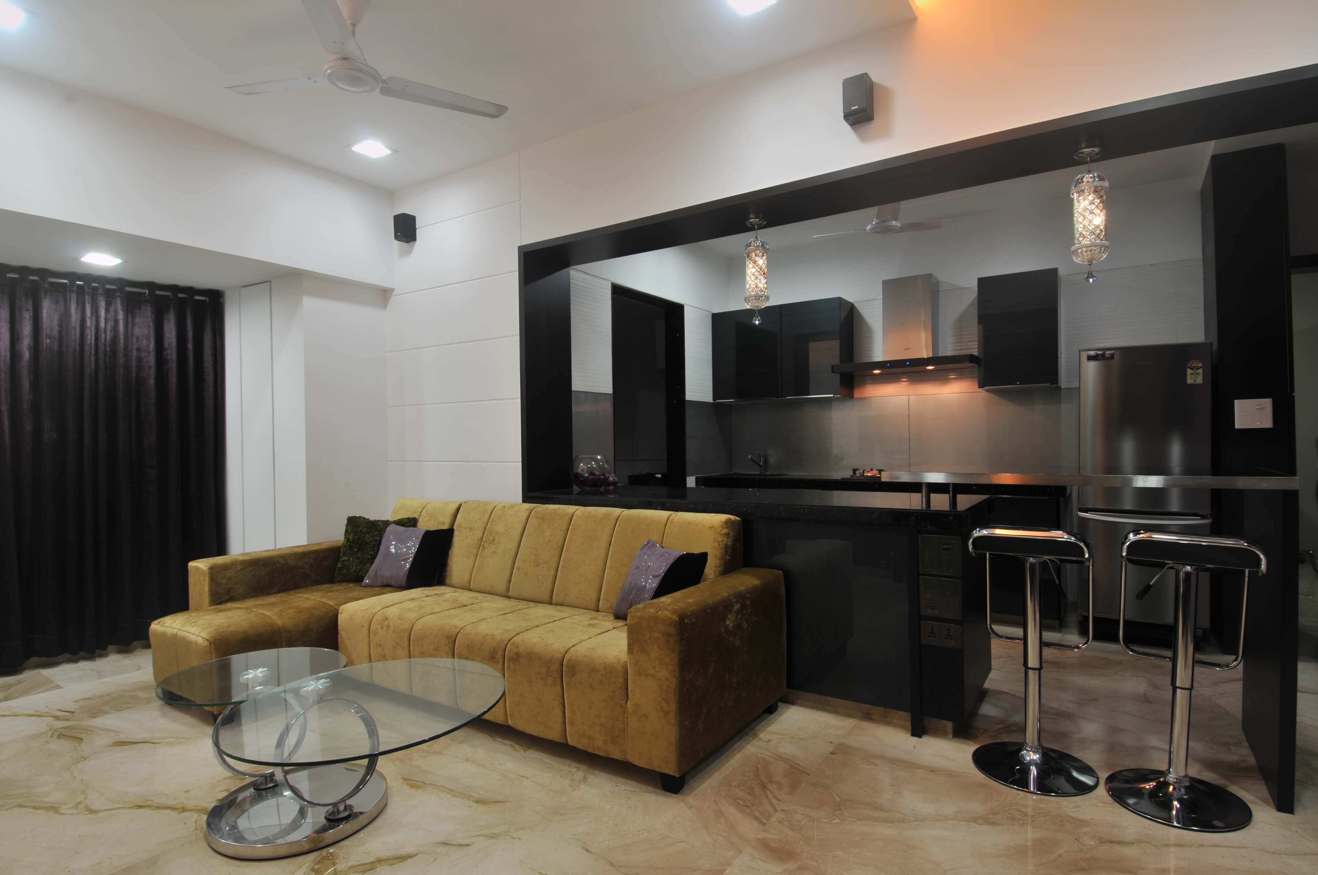 Mumbai Modular Kitchen Site02 Luxus India