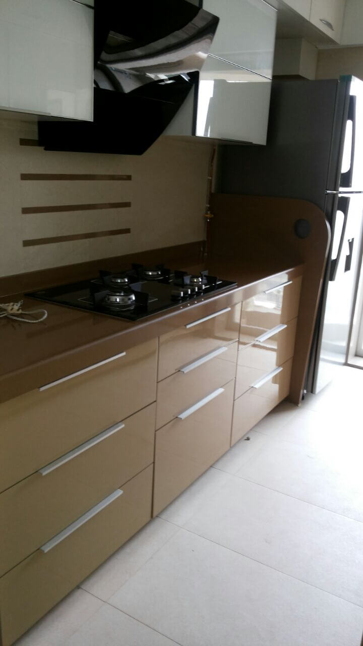 Mumbai Modular Kitchen Site06 Luxus India