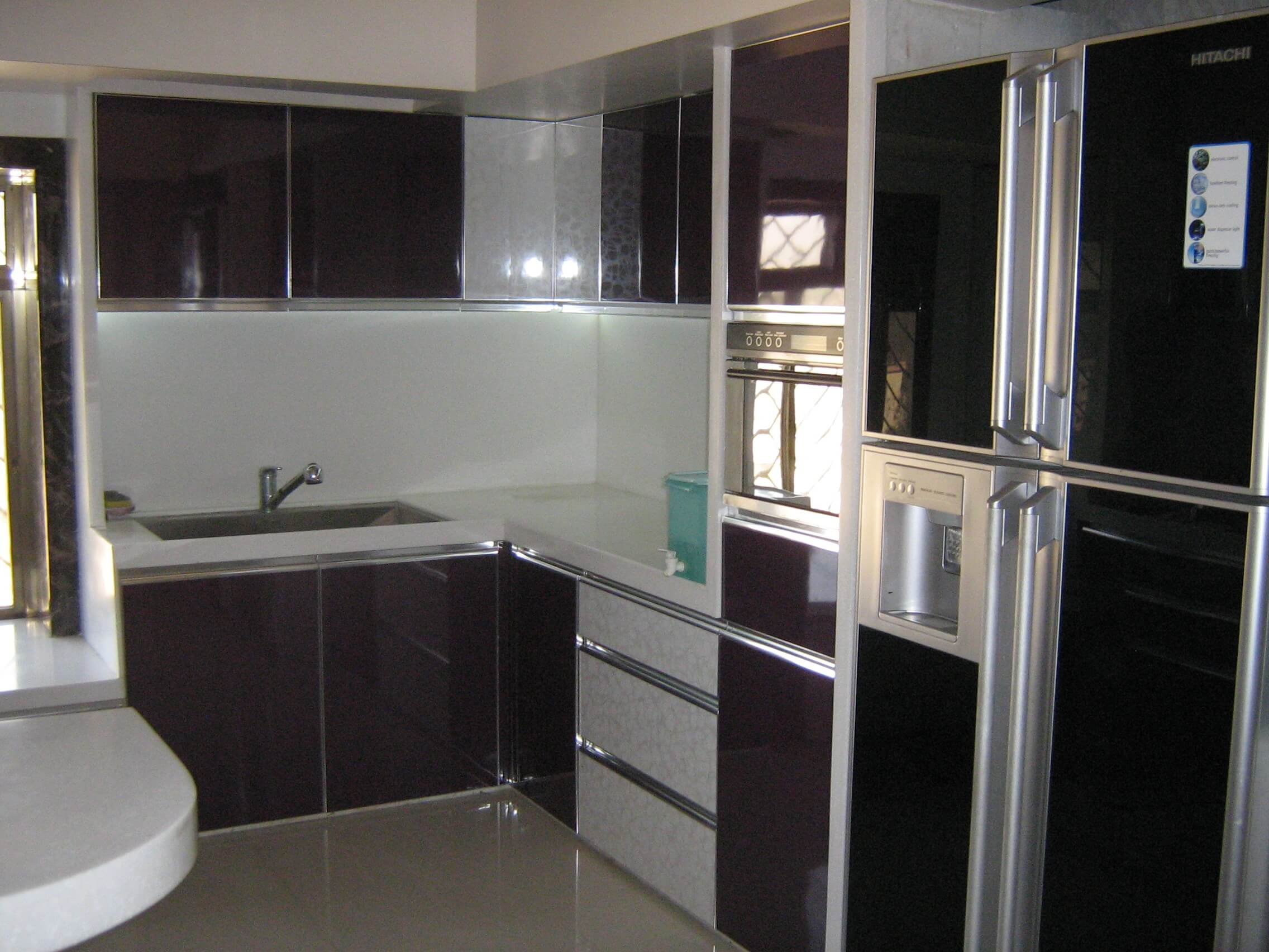 Mumbai Modular Kitchen Site07 Luxus India