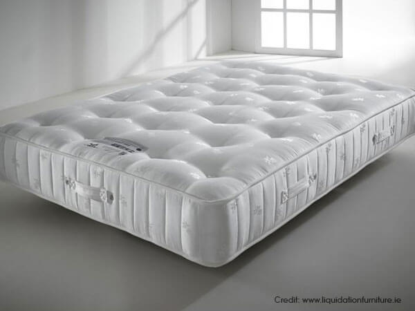 Pocket-spring-mattress