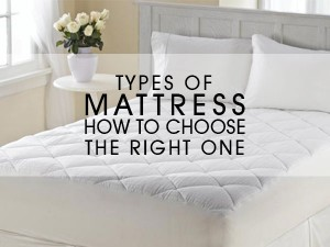 Types-of-Mattress