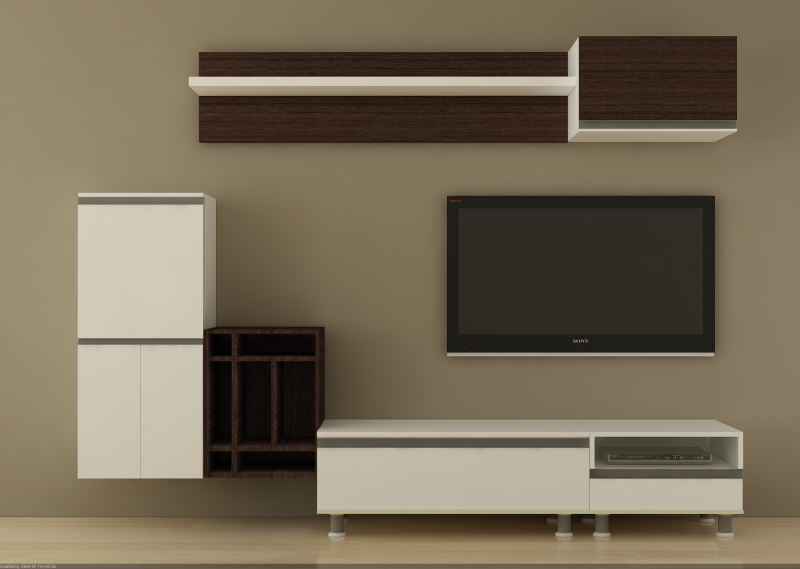 Tv Unit Ideas For Kitchens