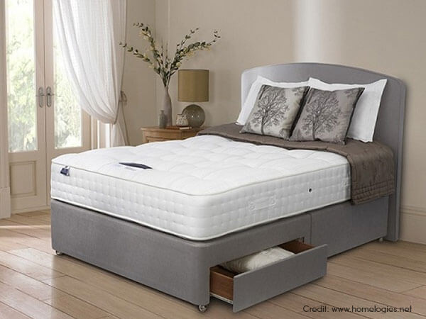 What kind of bed suits your bedroom luxus india for Divan bed india
