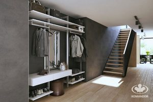 Luxus Hall Passage Wardrobes