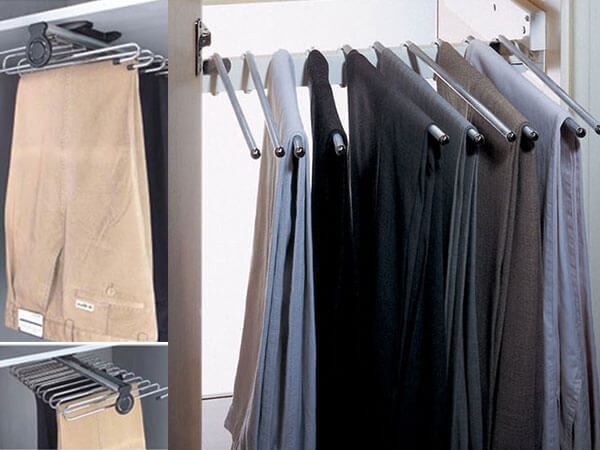 Wardrobe-accessory-Pull-out-trouser-rack