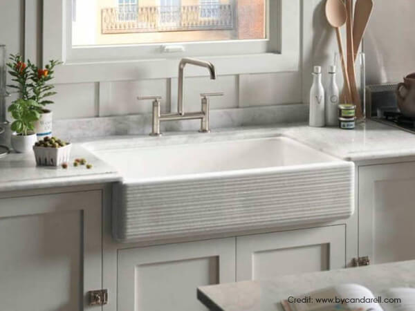 Cast-Iron-Sink