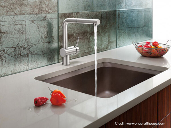 Styles Of Sinks For Your Dream Kitchen Luxus India