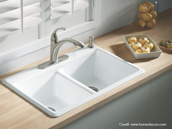 Double-Bowl-Sink