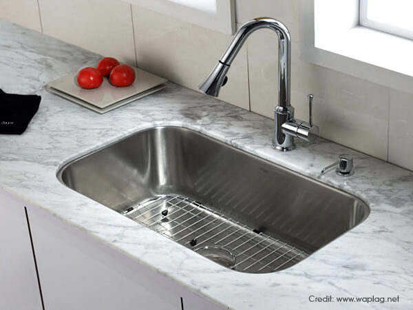 Single-Bowl-Sink