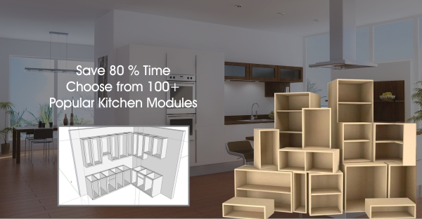 Kitchen in a Box