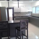 MODULAR KITCHEN_BREAK FAST UNIT_USHA RANI MANNE_ORANGE COUNTRY JAYABHERI